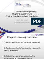 3)Chap 1(p3)Substructure Shallow Foundation