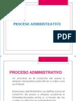 Proceso Administrativo Dia