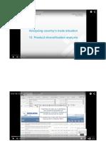 2. Product Diversification Analysis