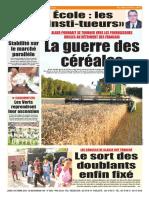 Journal Le Soir DAlgerie Du 8 Octobre 2018