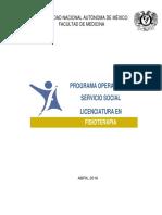 Program a Operati Voss