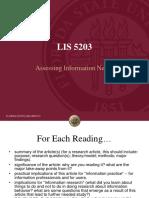 Lis5203 Sample