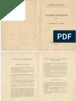 Foglietto Istruzioni Petardo Thevenot Ordinario