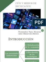 Educación y medios  de comunicación.PP