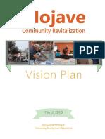 Mojave Vision Plan