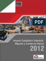 M.perú Anuario 2012