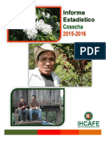 informe estadístico anual