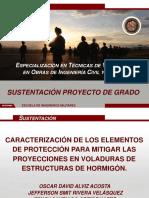 PRESENTACION MITIGACION DEL RIESGO DE FLY ROCKS EN VOLADURAS