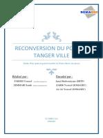 207934888 Rapport PFE Quai en Paroi Moulee Darse Sur Pieux PDF