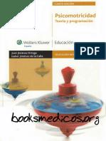 Psicomotricidad. Teoria y Programacion_booksmedicos.org