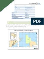 ITAPARICA 2016 - relatório ANP