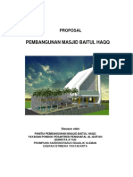 Proposal Pembangunan Masjid Baitul Haqq 18 April 2018 (1)