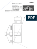 Zentralprojektion Perspekt Ive Des Wohnhaus Vanna Vent Uri Das