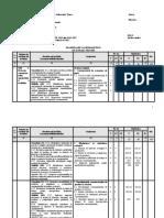 Planificare calendaristica M3