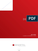 Desertec-foundation Redpaper 3rd-Edition English