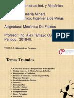 4. Hidrostatica y Presiones Ejercicios