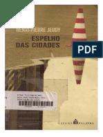 DocGo.net-Henri-Pierre Jeudy Espelho Das Cidades