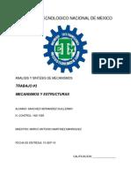 Mecanismos y Estructuras