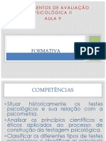 Aula 9. IAP II Formativa