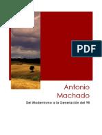 Antonio Machado. Antolog a Comentarios y Bibliograf A