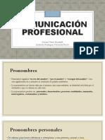 Comunicacion Profesional