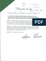 Proyecto L Derogación Resolución 20 2018 y Demás Resoluciones Enargas