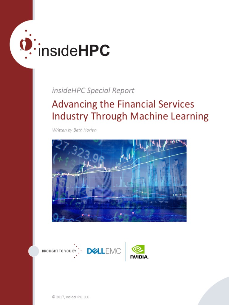 InsideHPC Report - Advancing Financial Services | Graphics