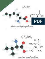 Bioquimica Estructura Quimica Proteina