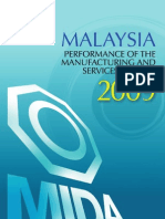 Manufacture&Service Performance Report 2009