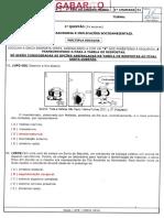 Gabarito Ae2 Biologia 2ano