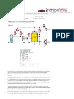 Detector de Movimiento Con LM741 - Www.pesadillo.com