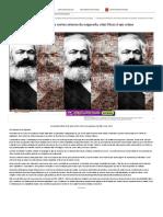 A Esquerda Antimarxista - Para Certos Setores Da Esquerda, Citar Marx é Um Crime