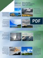 Descrip Principales Tipos de Nubes