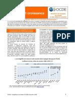 Focus Inegalites Et Croissance 2014