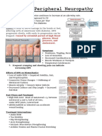 in-service handout- peripheral neuropathy