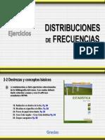 Ejercicios Distribución Frcuencias 2018-20
