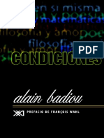 Alain Badiou, Condiciones.pdf
