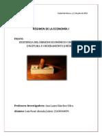 Ensayo Final  de la LEY DE SEGURIDAD PUBLICA