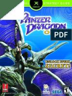 Panzer Dragoon Orta Prima Official Guide