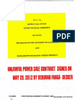 SI-10 -2012 Power Purchase Agreement UC -SMUD