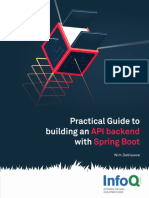Practical Guide to Building an API Back-End With Spring Boot