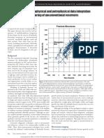 Geophysics and Petrophysical Integration