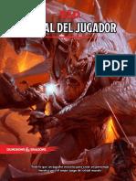D&D5 Manual Del Jugador Español v.5