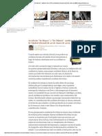 Accidente _In Itinere_ y _En Misión_. Análisis de La STSJ de Madrid (Social) de 20 de Junio de 2005 _ Blog EsPublico
