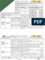 Planificacion Matematica 1er Periodo 2do Año 2018-2019