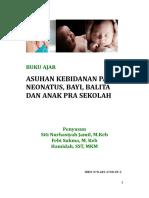 Asuhan Neonatus, Bayi, Balita Dan Anak Pra Sekolah