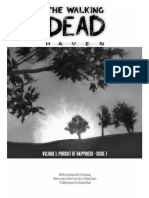 The Walking Dead Haven - Issue 1