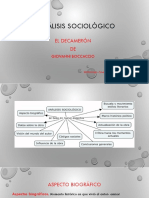 Análisis Sociológico II