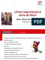 1. Tiene importancia el tema de Dios.pptx