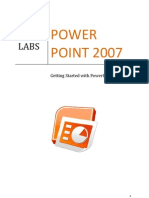 Cf Labs - Power Point 2007